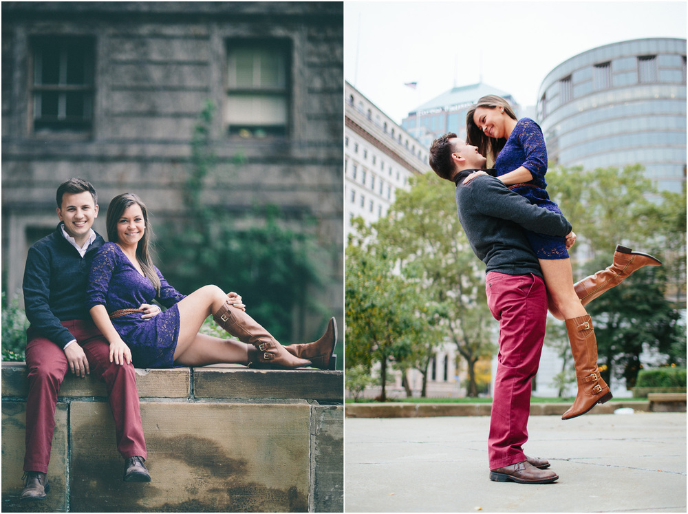 Sexy! - Cleveland Creative Engagement and Wedding Photographer