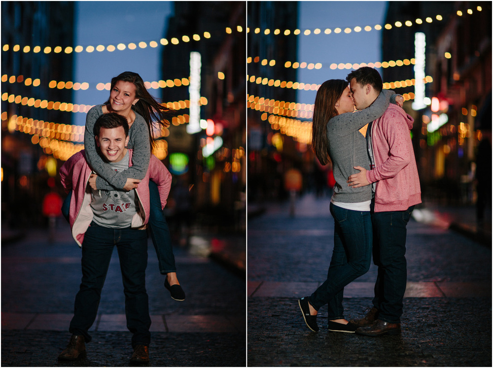 East 4th Cleveland! - Cleveland Creative Engagement and Wedding Photographer