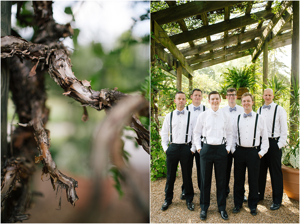 The guys! Chicago Wedding Photographer - Catigny Park