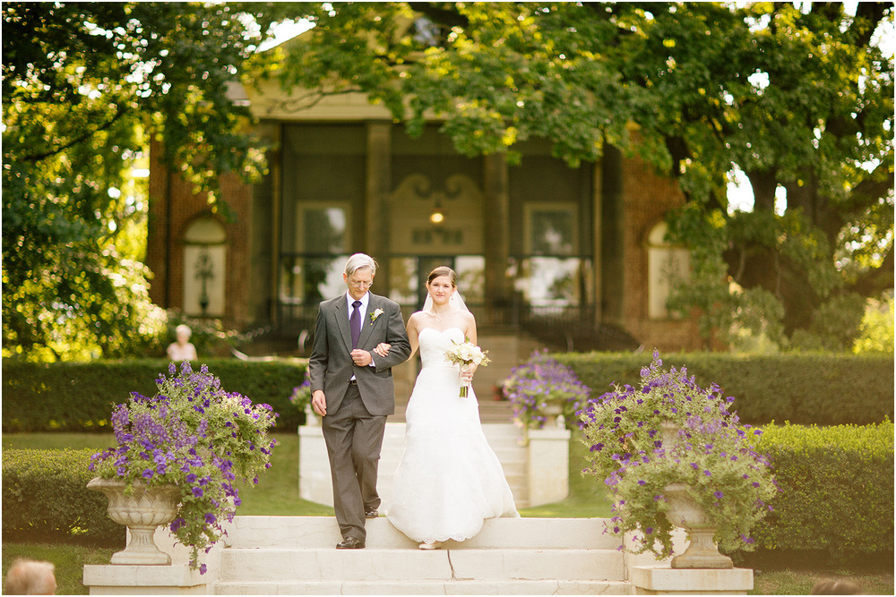 So beautiful! Chicago Wedding Photographer - Catigny Park