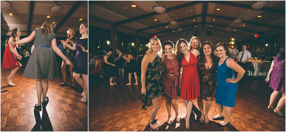 Dance, dance, dance! Chicago Wedding Photographer - Catigny Park
