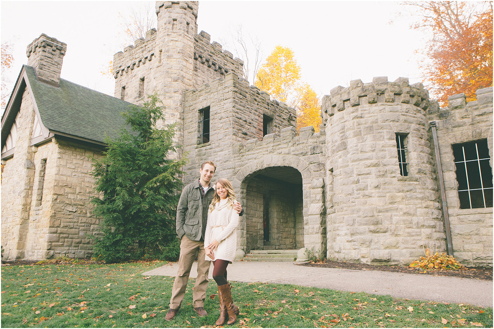 Squires Castle - Cleveland Wedding Photographer