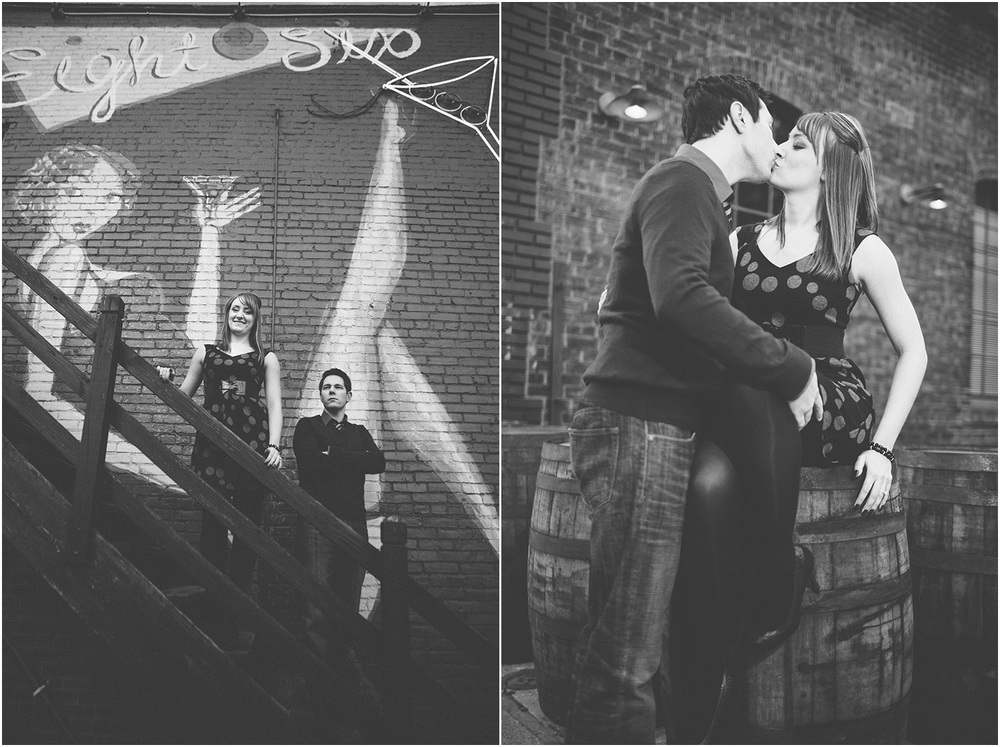 Hotness! Cleveland Engagement Photographer