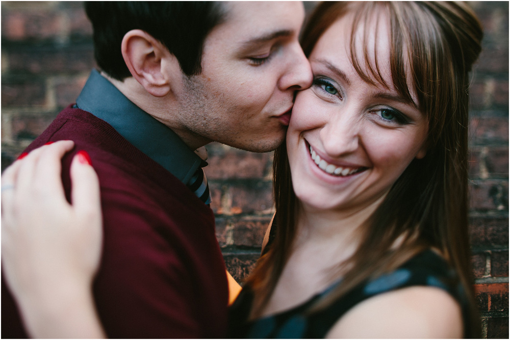 GORGEOUS! Cleveland Engagement Photographer