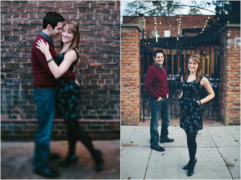 So cute! - Cleveland Engagement Photographer