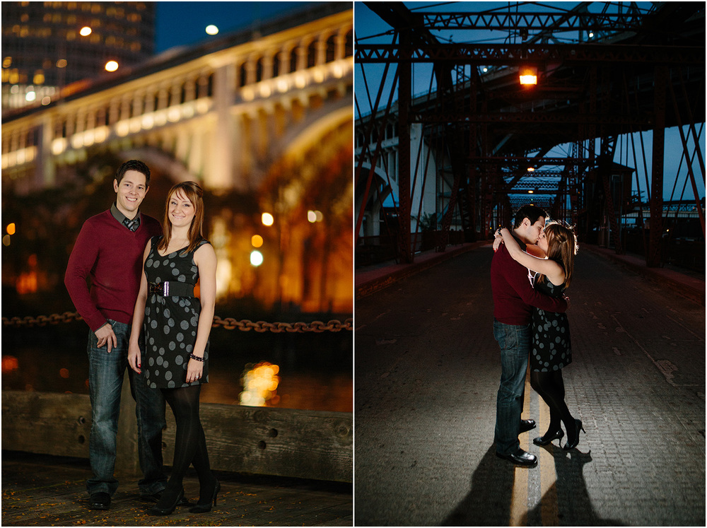 Awesomeness - Cleveland Engagement Photographer