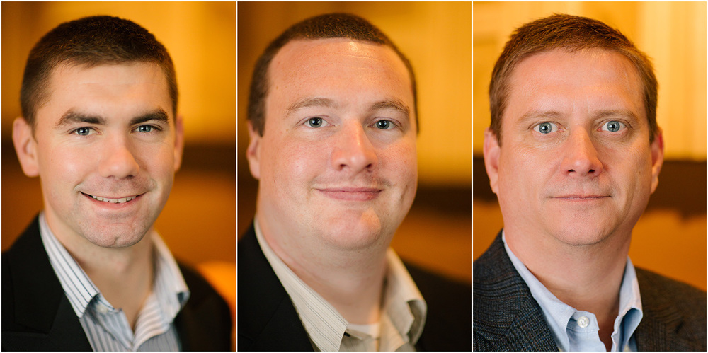 Professional Company Headshot Photographer Cleveland - Proactive Controls Group