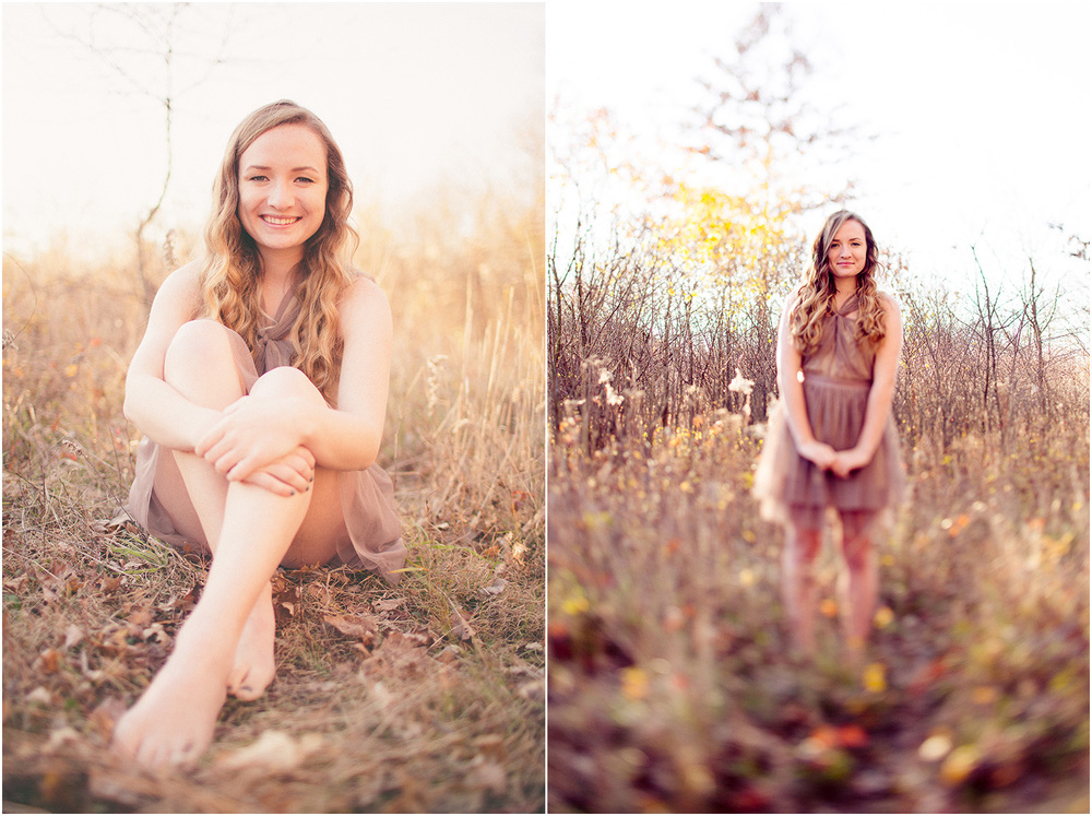 Absolutely beautiful! - Cleveland Senior Portrait Photographer - Ali Garrity - Mentor High School