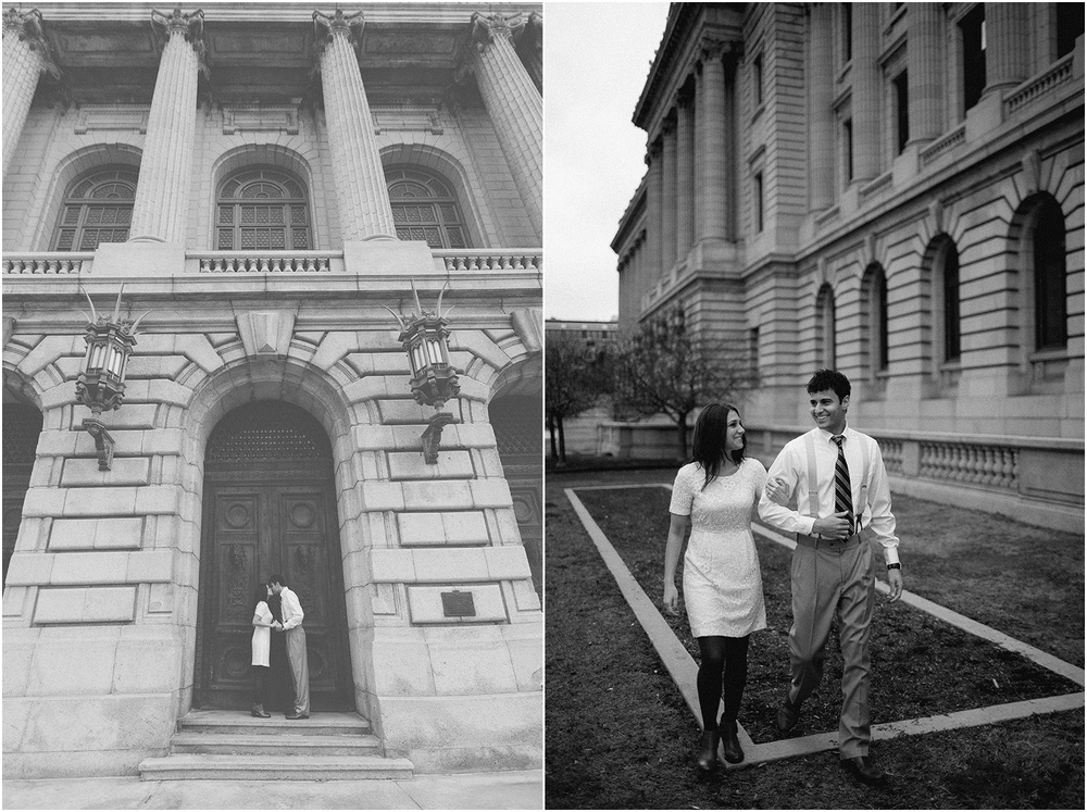 Cleveland Wedding Photographer - Old Courthouse - Tana and Rami