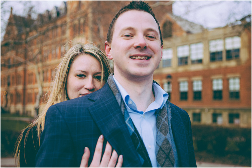 Cleveland Engagement Photographer Ohio City