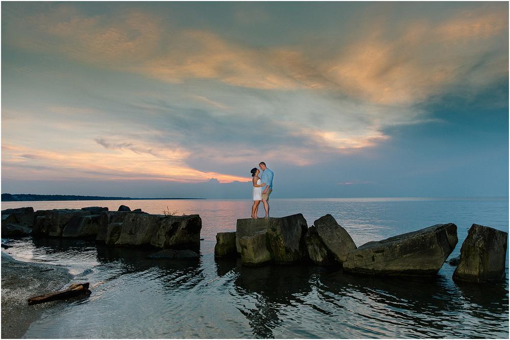 Cleveland Wedding Photographer- Kim and Jim