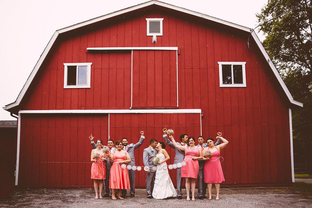 Anita and Mark Wedding at Crystal Brook Farm