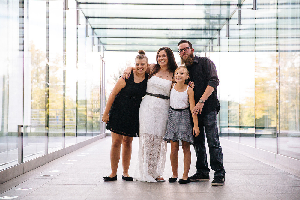 Cleveland Family Photographer Museum of Art
