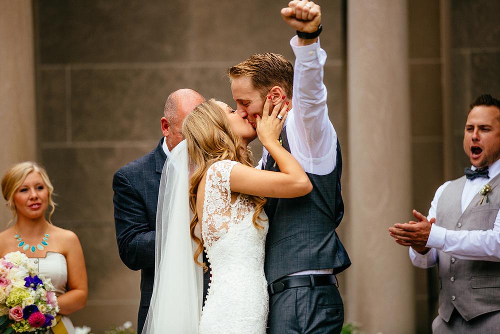 Anita + Nate Wedding at Western Reserve Historical Society