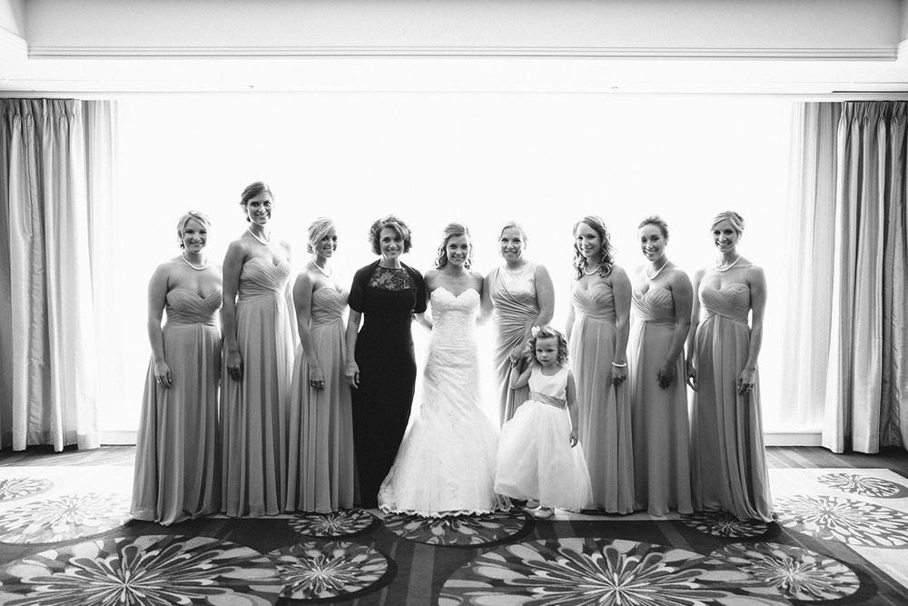 Cleveland Wedding Photographer Marriott Hotel Beach Rocky River - Nikki and Dave 15.jpg