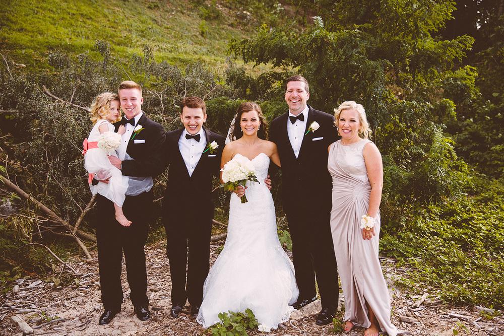 Cleveland Wedding Photographer Marriott Hotel Beach Rocky River - Nikki and Dave 32.jpg