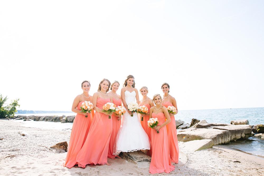 Cleveland Wedding Photographer Marriott Hotel Beach Rocky River - Nikki and Dave 37.jpg