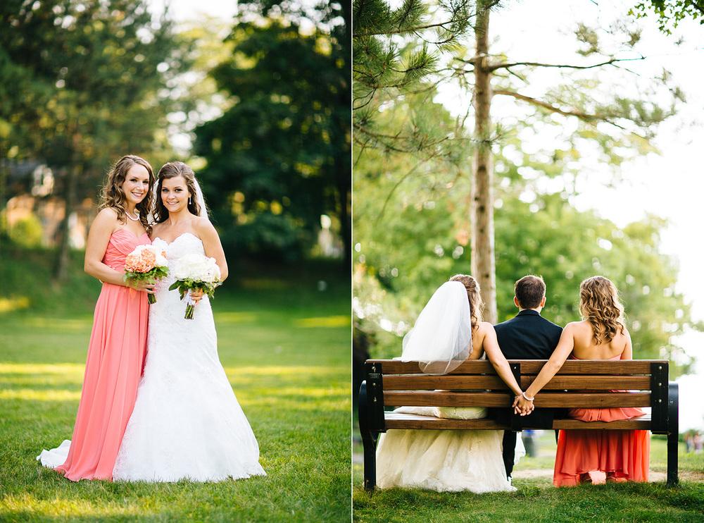 Cleveland Wedding Photographer Marriott Hotel Beach Rocky River - Nikki and Dave 44.jpg