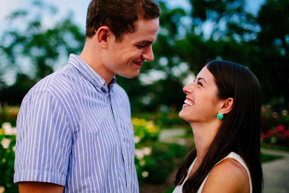 Cleveland Wedding Photographer - East Beach - Rose Garden - Engagement Photos - img8.jpg