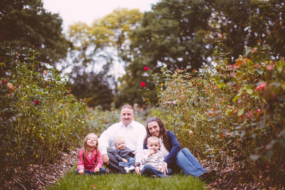 Cole Family a columbus family portrait session