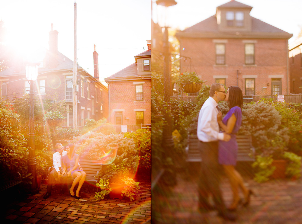 Columbus Ohio Engagement Photographer in German Village Krysten and Brad 03.jpg