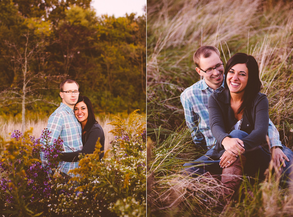 Columbus Ohio Engagement Photographer in German Village Krysten and Brad 20.jpg