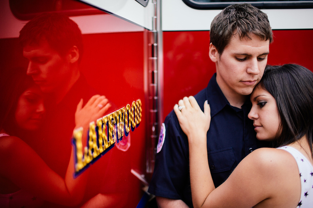 Lakewood Ohio Fire Station Engagement Photographer 08.jpg