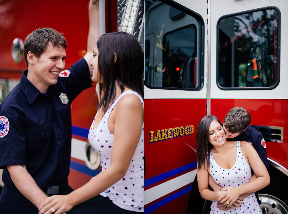 Lakewood Ohio Fire Station Engagement Photographer 10.jpg