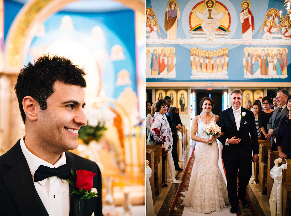 Cleveland Wedding at the Marriott Downtown at Key Center Coptic Orthodox Wedding Photographer 10.jpg