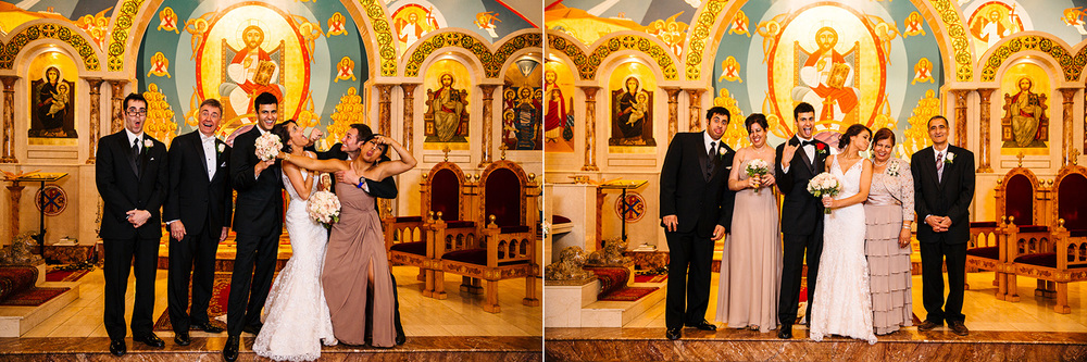 Cleveland Wedding at the Marriott Downtown at Key Center Coptic Orthodox Wedding Photographer 17.jpg