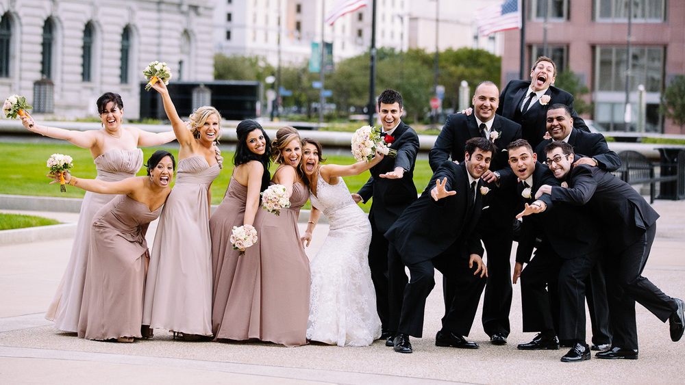 Cleveland Wedding at the Marriott Downtown at Key Center Coptic Orthodox Wedding Photographer 27.jpg