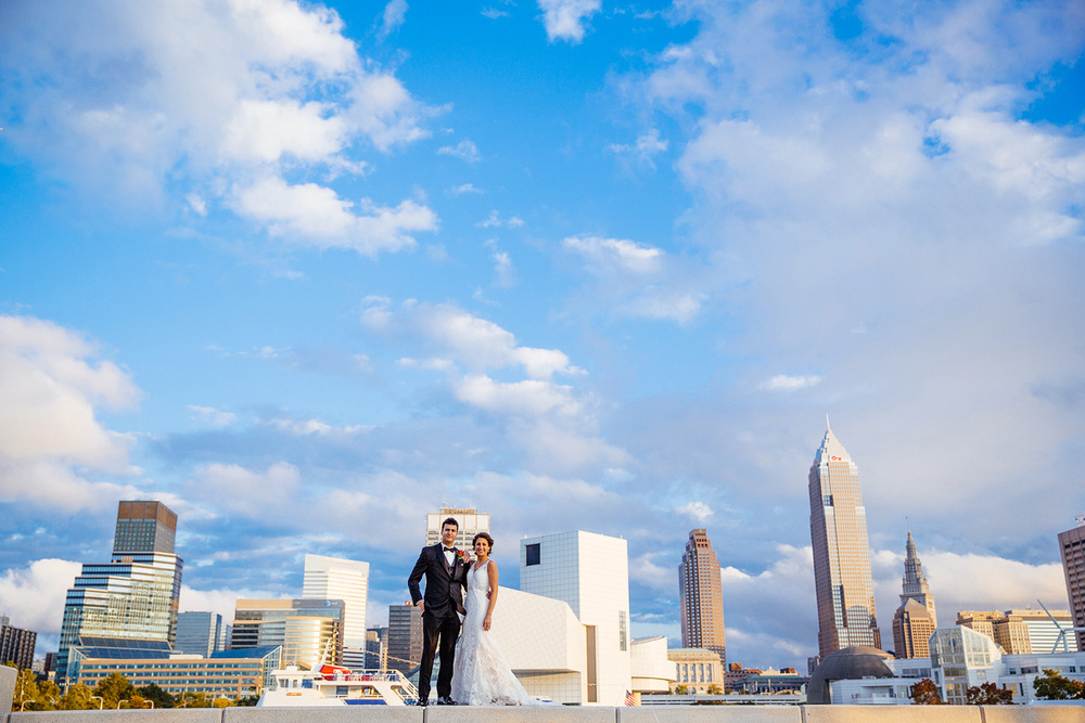 Cleveland Wedding at the Marriott Downtown at Key Center Coptic Orthodox Wedding Photographer 33.jpg