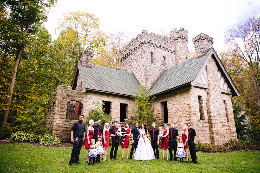 Squires Castle Outdoor Wedding Landerhaven Wedding Reception Cleveland Wedding Photographer 27.jpg