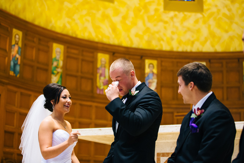 Cleveland Wedding Photographer St Christopher's Church Red Tail Golf Club 09.jpg