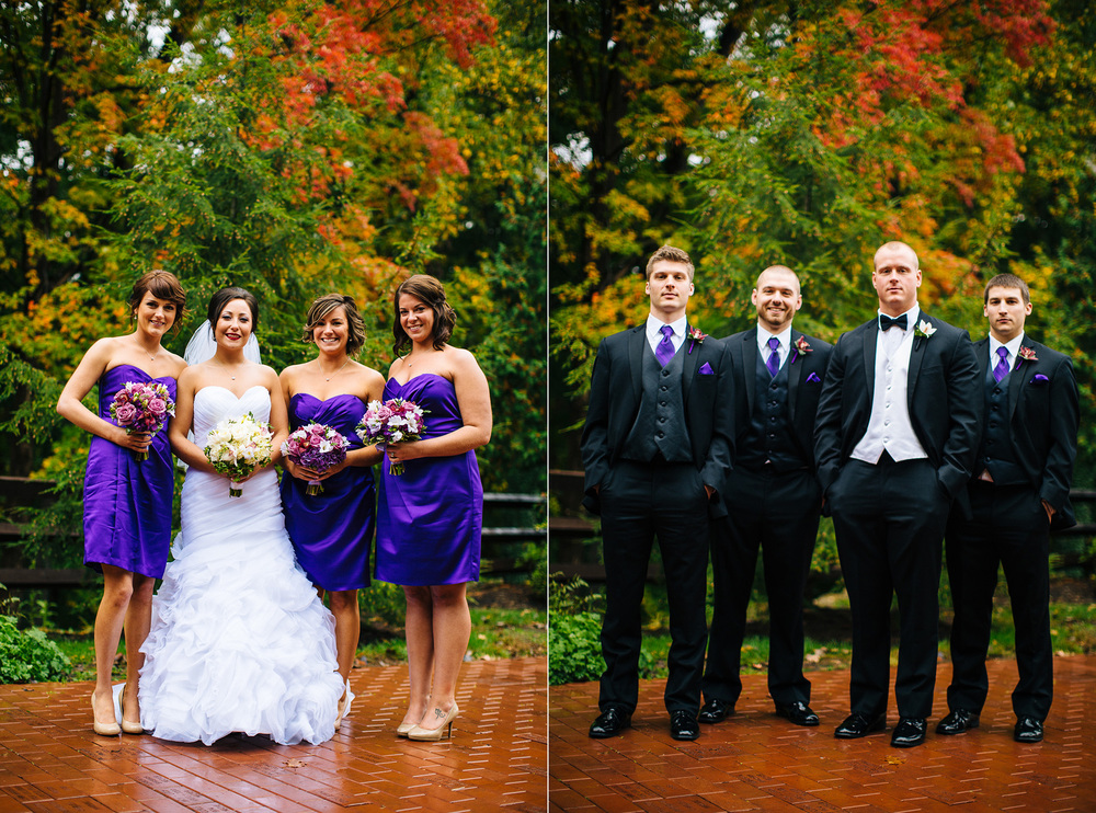 Cleveland Wedding Photographer St Christopher's Church Red Tail Golf Club 15.jpg