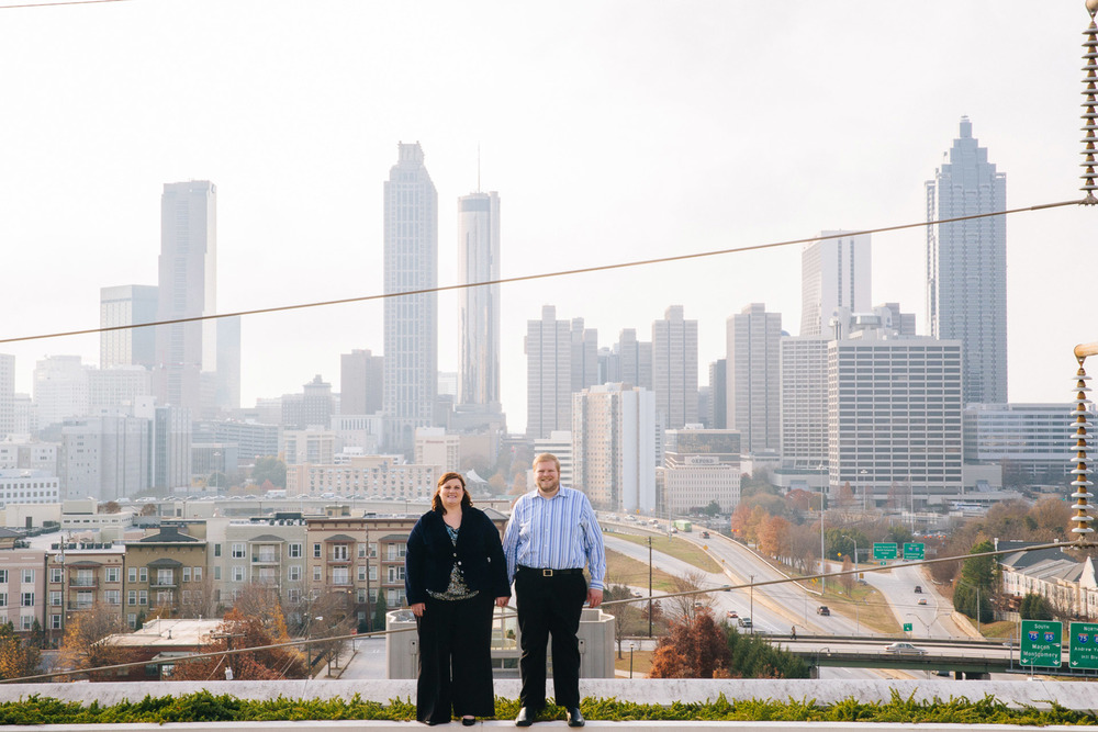 Downtown Atlanta Engagement Photograprapher - Katie and Alex 04.jpg