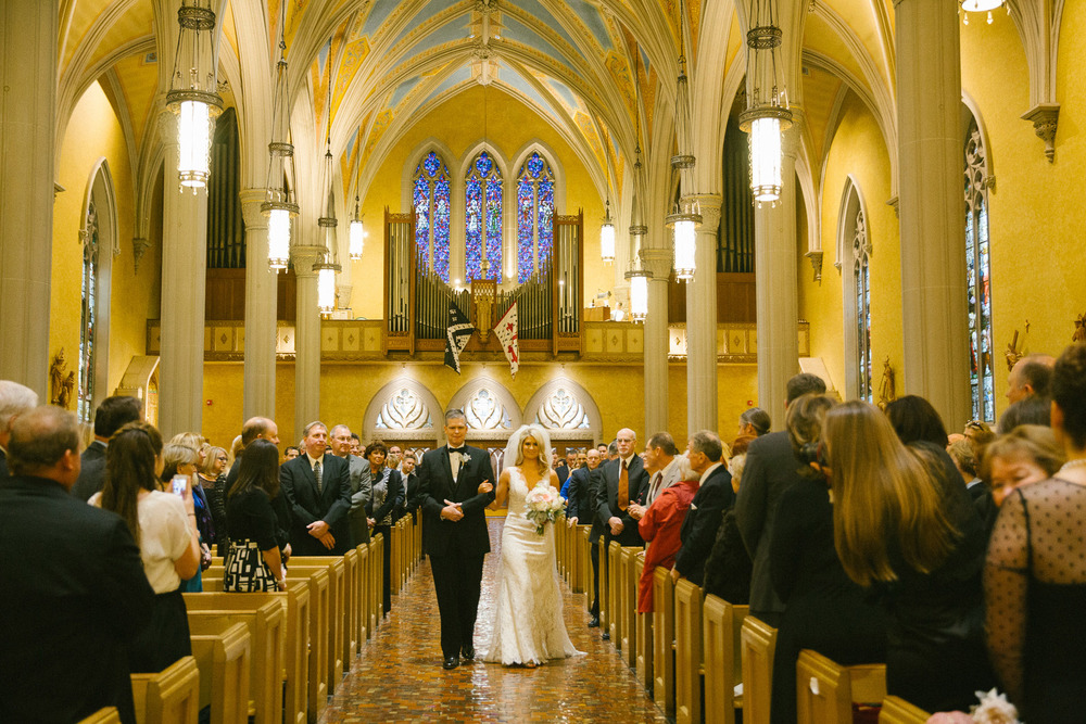 Saint John Cathedral Renaissance Hotel Downtown Cleveland Wedding Photographer 16.jpg