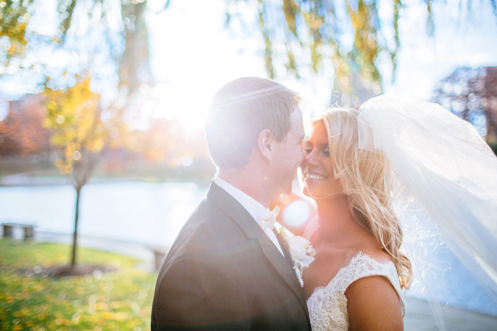 Becca + Tommy a saint john cathedral and renaissance hotel wedding in cleveland