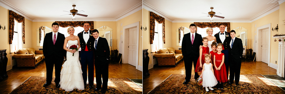 Cleveland Winter Wedding at Milan Villa 25.jpg