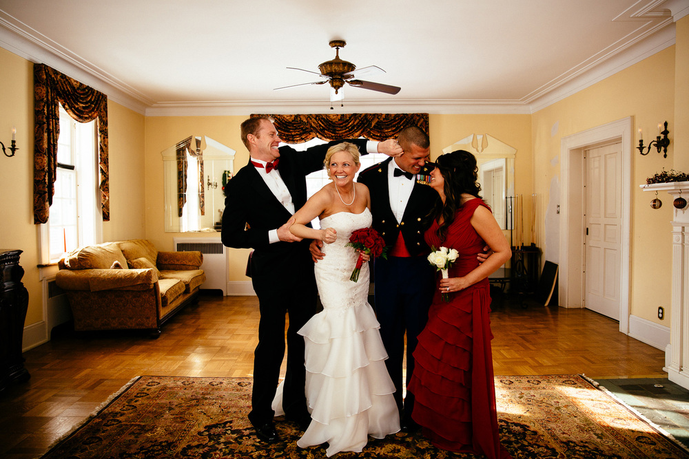 Cleveland Winter Wedding at Milan Villa 24.jpg