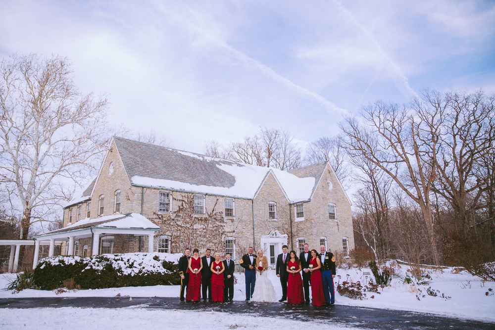 Cleveland Winter Wedding at Milan Villa 36.jpg