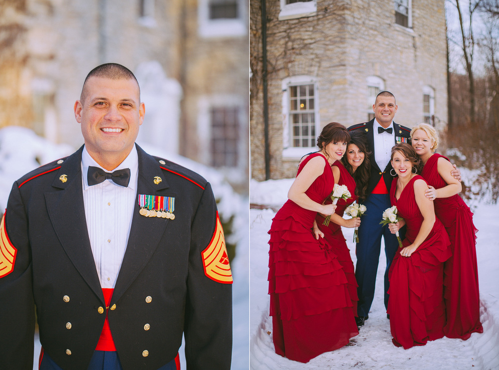 Cleveland Winter Wedding at Milan Villa 38.jpg