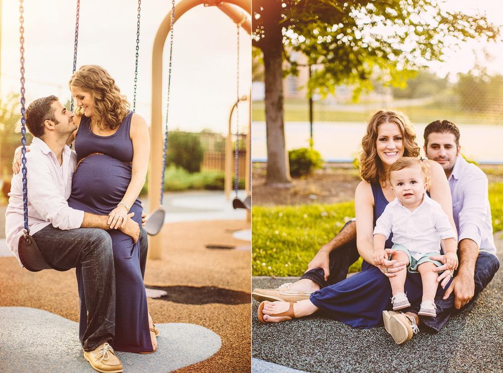 Cleveland Family Lifestyle Maternity Portraits 04.jpg
