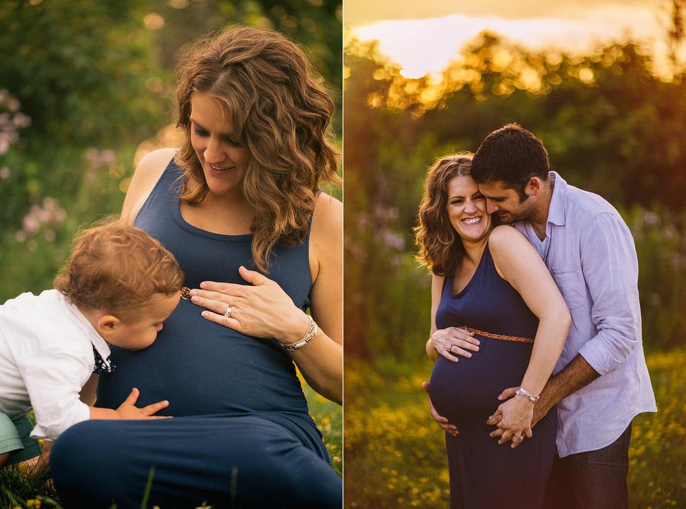 Cleveland Family Lifestyle Maternity Portraits 11.jpg