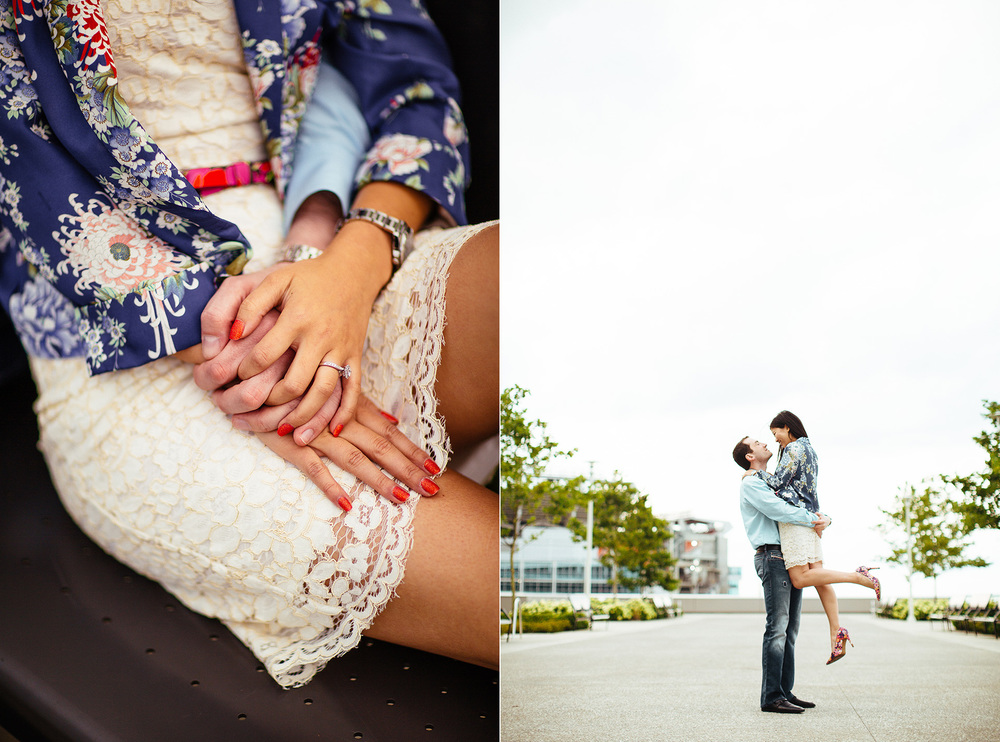 Downtown Cleveland Engagement Photographer 11.jpg