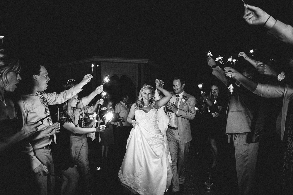 Bridget + Joe a put in bay island wedding