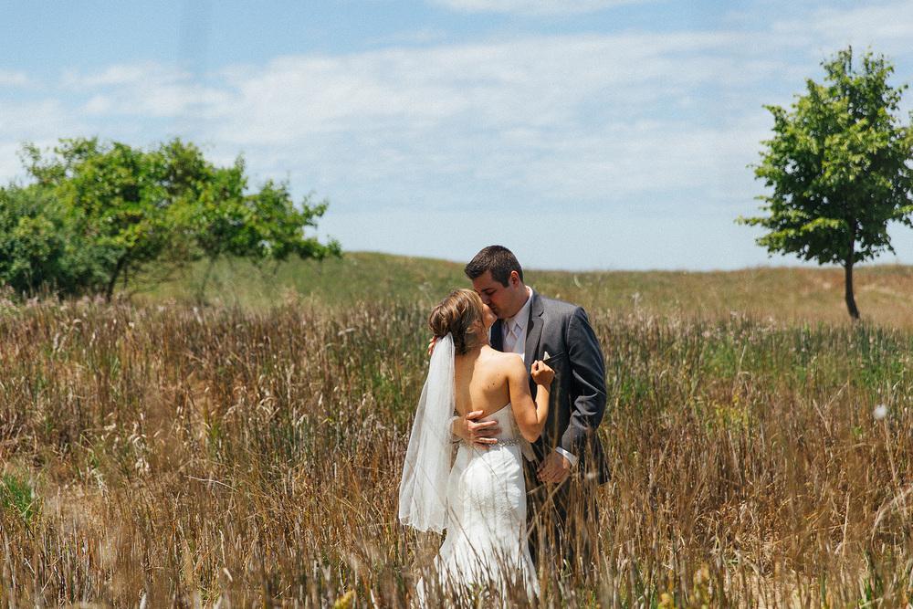 Maddy + Mitch a cleveland wedding at the amasa stone chapel