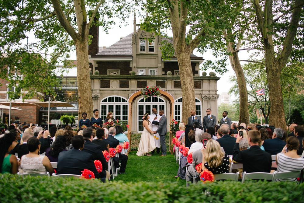 Shaina + Ron a cleveland wedding at the glidden house