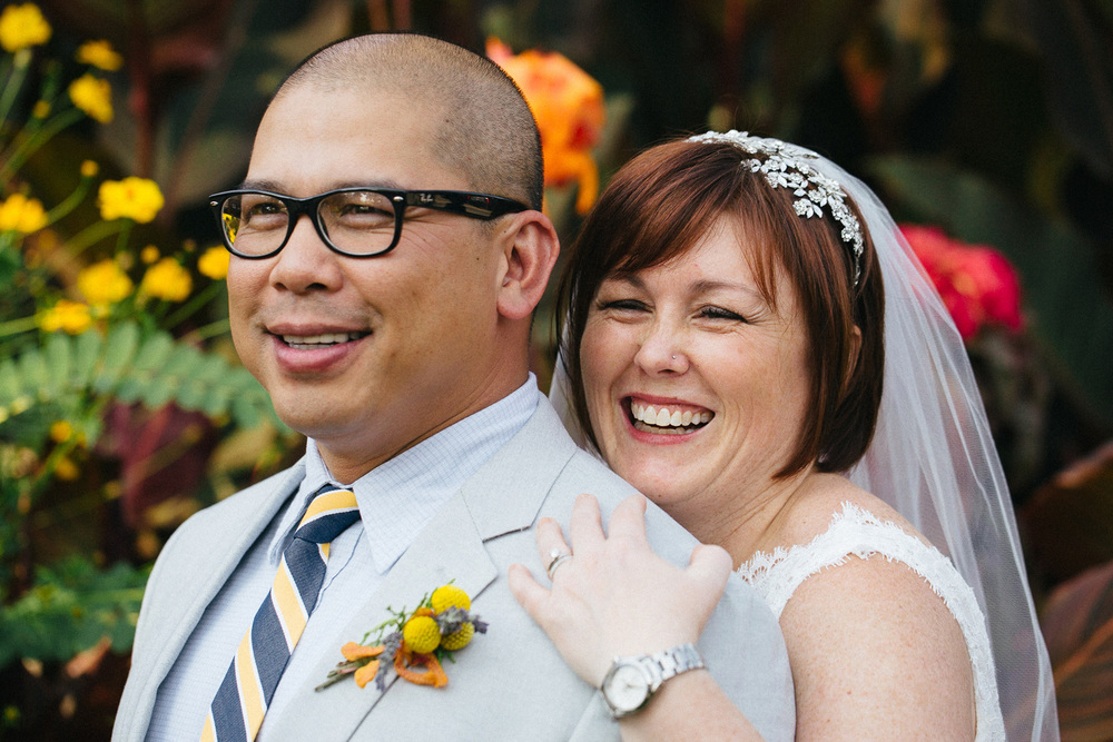 Jessica + Ron an intimate wedding in fenton michigan