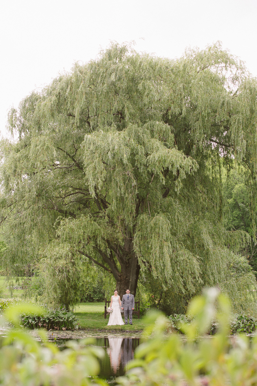 Holden Arboretum Wedding Photographer Outdoor Ceremony Cleveland 20.jpg
